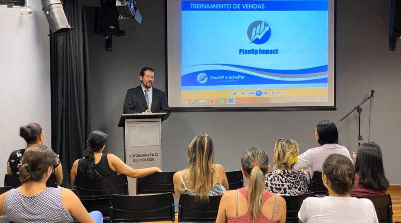 FUTURAS COLABORADORAS DA PAX MINASPREV PASSAM POR CAPACITAÇÃO