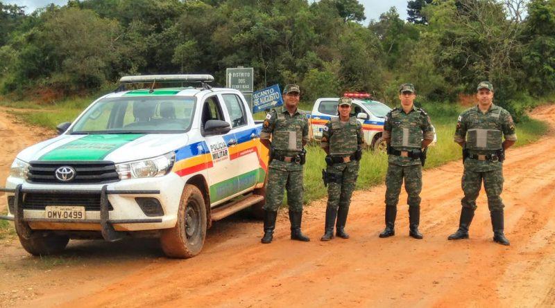 """Polícia Militar do Meio Ambiente intensifica as ações de prevenção à criminalidade, em zona rural, no """"Carnaval de 2020"""""""
