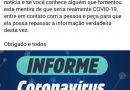 Aguanil: Resultado de exame descarta diagnóstico de Covid-19 para paciente que morreu na semana passada