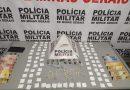 Campo Belo: Dois jovens são presos pela PM acusados de tráfico de drogas