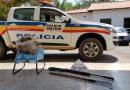 Ingaí: Caçadores são presos e arma apreendida pela PMMA
