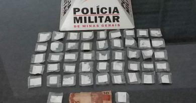 PM localiza drogas em duas residências em Candeias