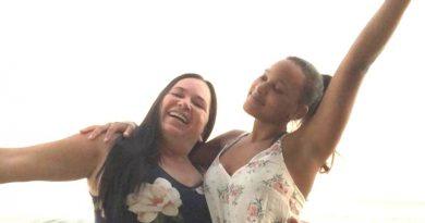Mãe solo, 7 filhos, apoio em meio a 3 lesões: os desafios da mãe de Rebeca Andrade para manter a filha na ginástica